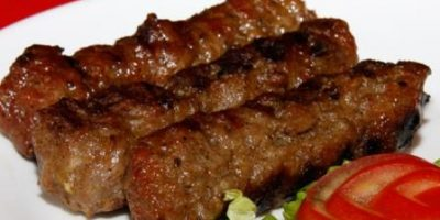 Skinless-sausages-for-the-barbeque-Romanian-recipe